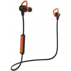 MOTOROLA Headphone Verve Loop Bluetooth Wireless Sports Headset Black/Orange (VerveLoop+)